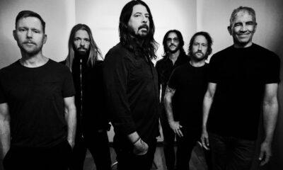 Foo Fighters fotografie oficiala 2021