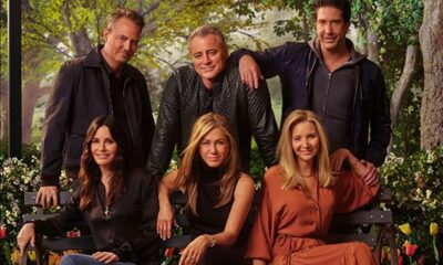 Friends: The Reunion (Poster oficial)