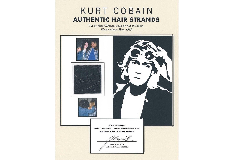 Licitatie par Kurt Cobain 2021