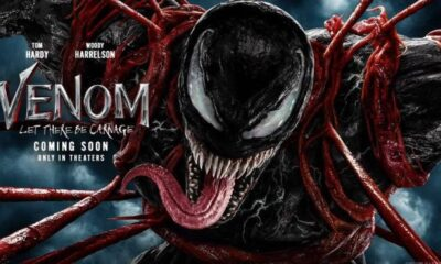 Poster Venom Let There Be Carnage 2021