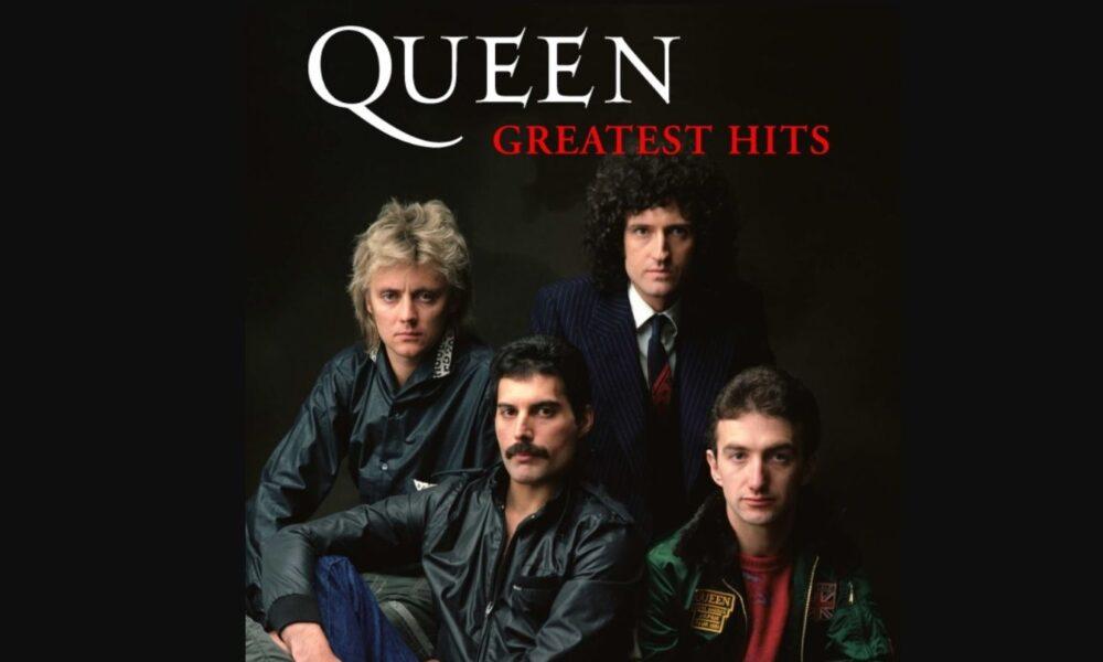 Coperta album Queen Greatest Hits