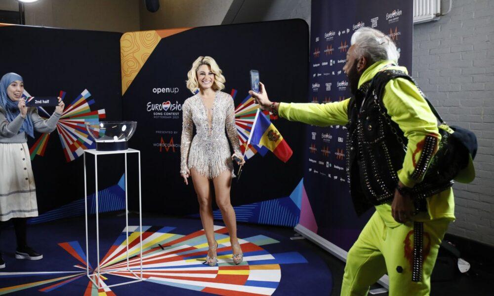 Republica Moldova calificare Eurovision 2021 Natalia Gordienko