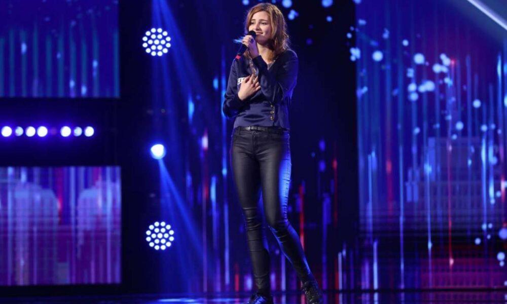"""Stephanie Kiss la """"Românii au talent"""" 2021"""