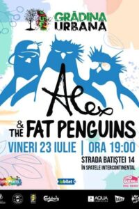 Alex and the Fat Penguins