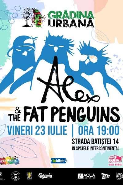 Poster eveniment Alex and the Fat Penguins