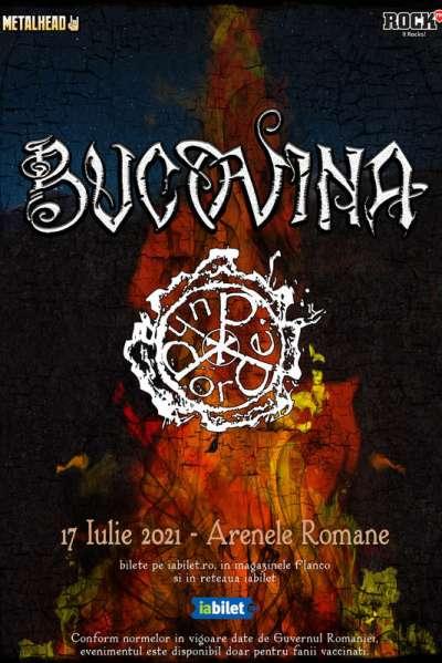 Poster eveniment Bucovina & Dor de Duh