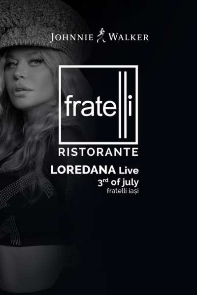 Poster eveniment Loredana