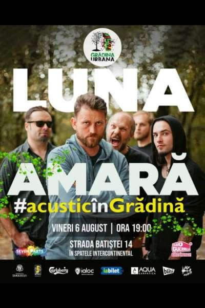 Poster eveniment Luna Amară