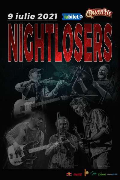 Poster eveniment Nightlosers