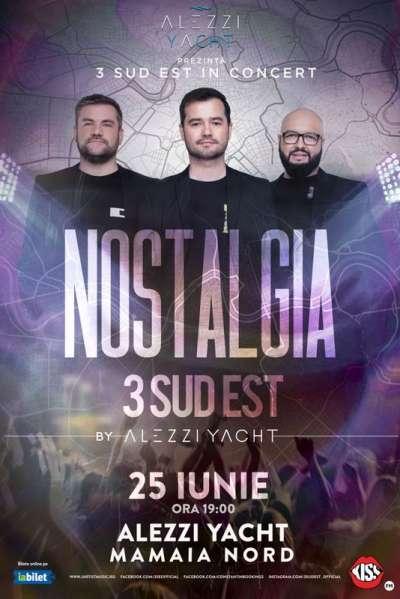 Poster eveniment Nostalgia 3 Sud Est