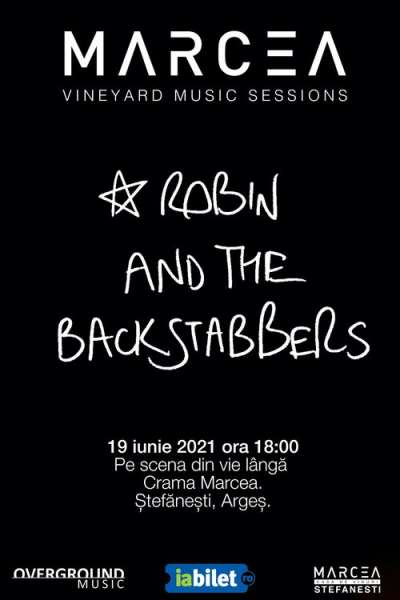 Poster eveniment Robin and the Backstabbers