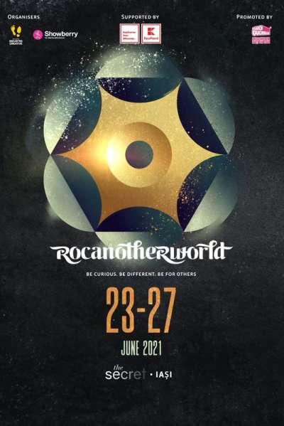 Poster eveniment Rocanotherworld 2021