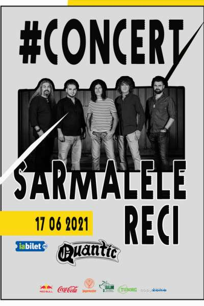 Poster eveniment Sarmalele Reci
