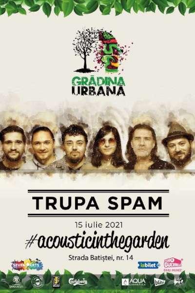 Poster eveniment Trupa SPAM