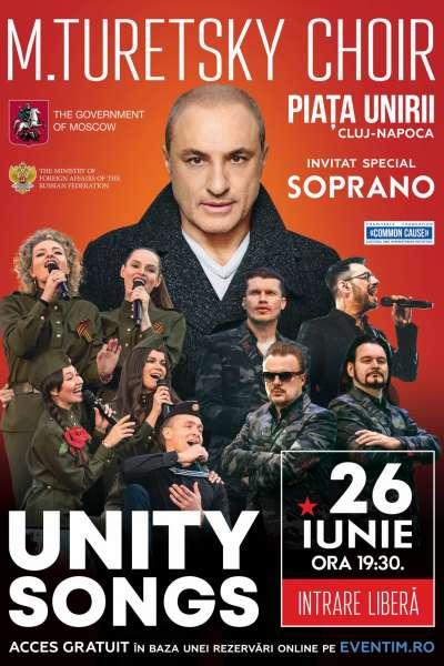 Poster eveniment Turetsky Choir și Soprano