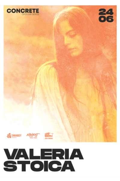 Poster eveniment Valeria Stoica