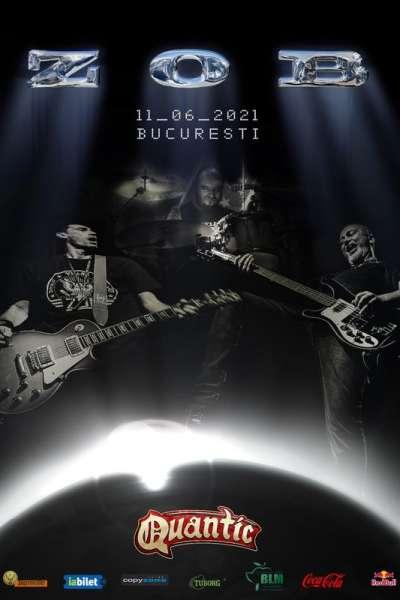 "Poster eveniment ZOB - Concert aniversar \""aproape 27\"""