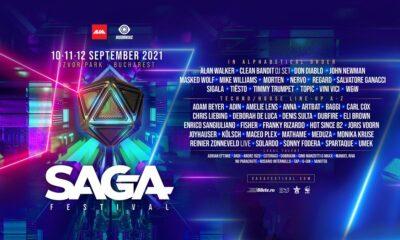 Artisti reconfirmati Saga Festival 2021