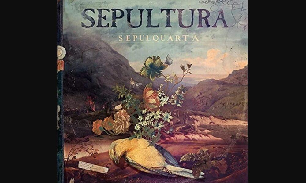 Coperta album Sepultura SepulQuarta