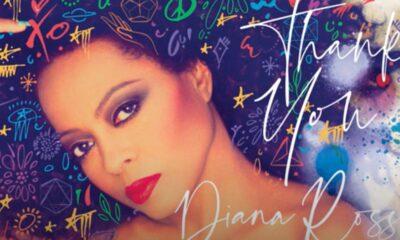 Coperta single Diana Ross Thank You