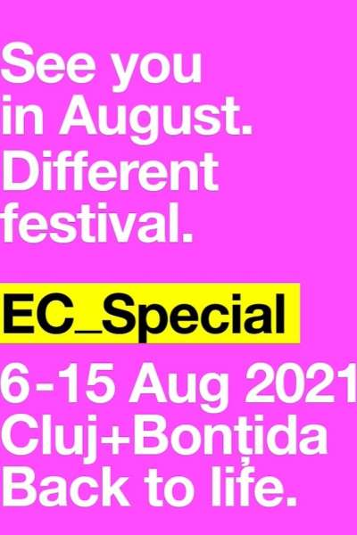 Poster eveniment Electric Castle Special