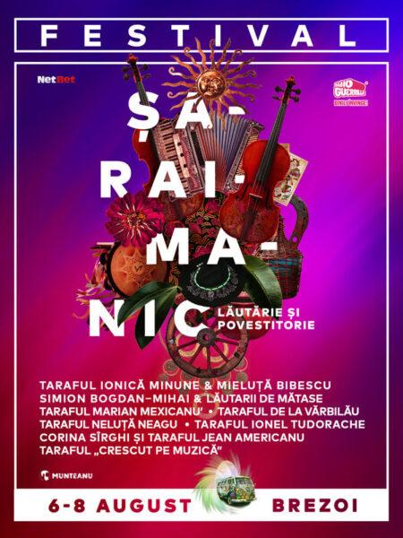 Poster eveniment Festival Șaraimanic