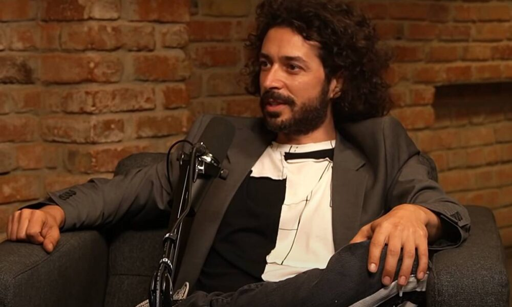 Marius Moga la podcastul lui Gojira