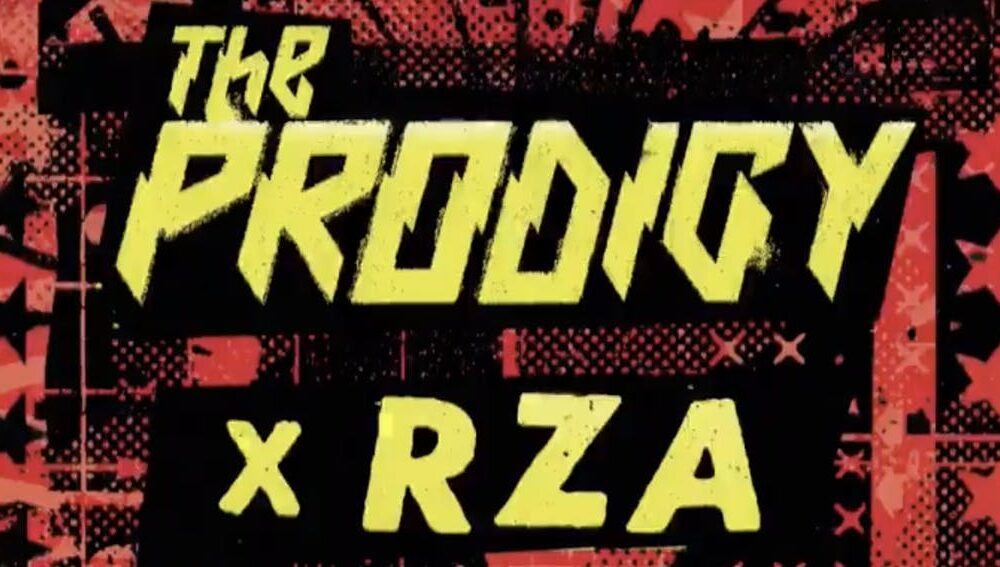 Material promotional The Prodigy RZA Breathe 2021