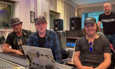 Mesaj Scorpions Studio 2021