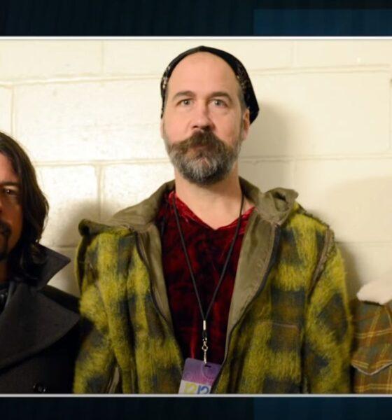 Nirvana Reuniune 2021 Howard Stern