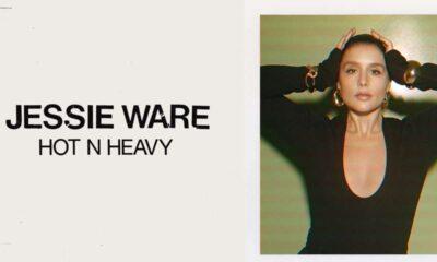 Jessie Ware - Hot N Heavy (Visualiser)