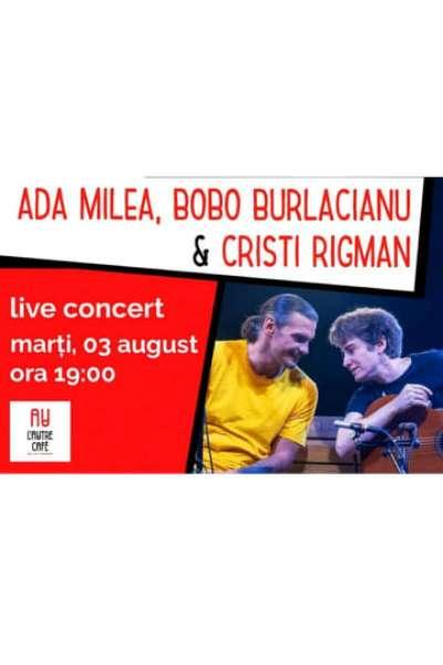 Poster eveniment Ada Milea