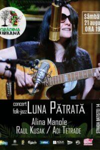 Luna Pătrată - Alina Manole, Raul Kusak & Adi Tetrade