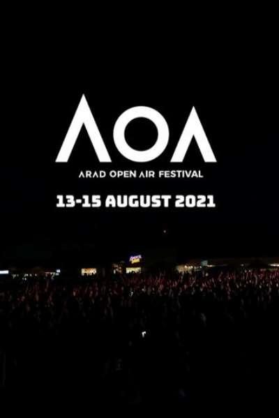 Poster eveniment Arad Open Air Festival 2021