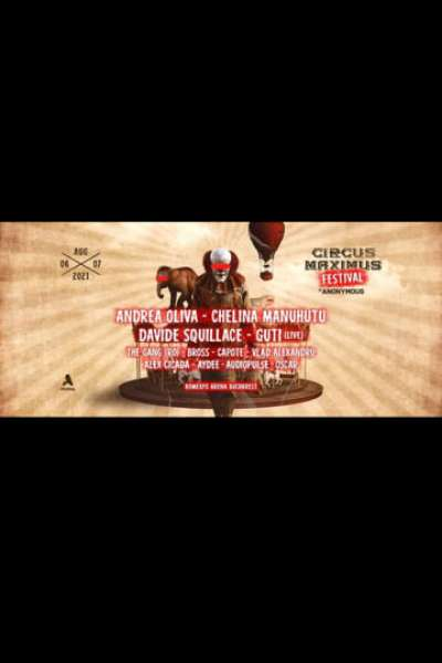 Poster eveniment Circus Maximus