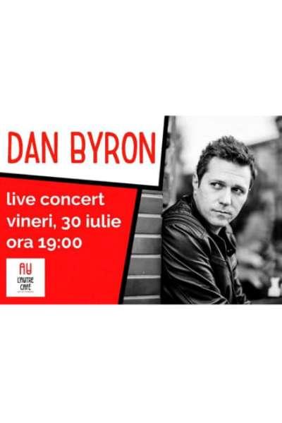 Poster eveniment Dan Byron