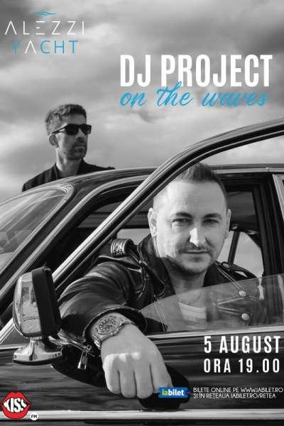 Poster eveniment DJ Project