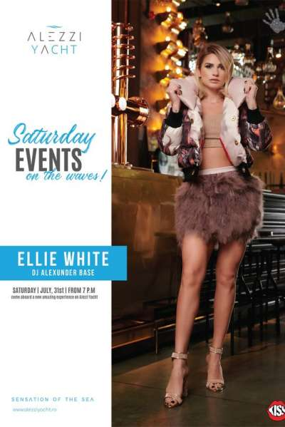 Poster eveniment Ellie White