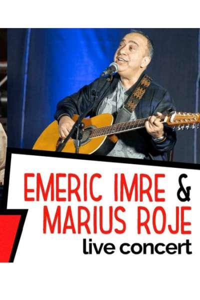 Poster eveniment Emeric Imre & Marius Roje