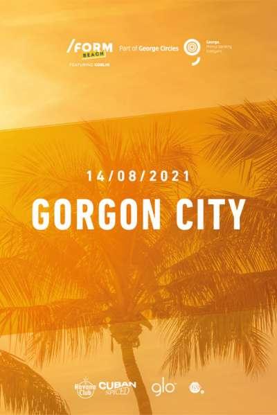 Poster eveniment Gorgon City