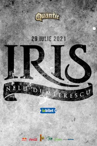Poster eveniment Iris - Nelu Dumitrescu