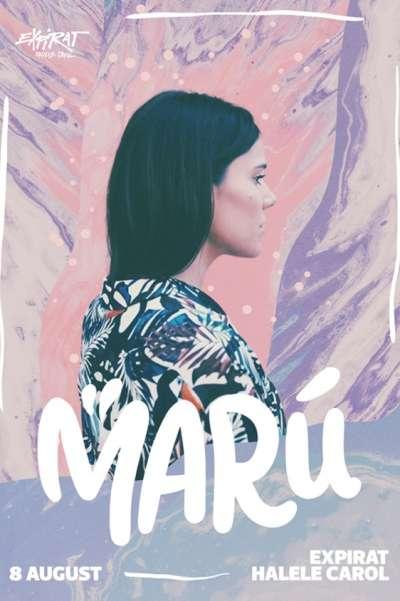 Poster eveniment Marú