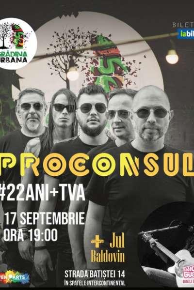 Poster eveniment Proconsul