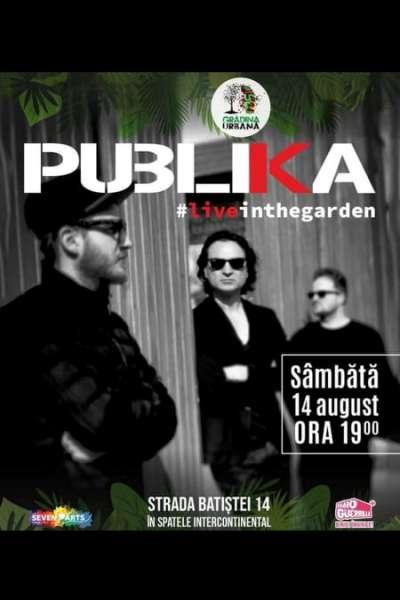 Poster eveniment Publika