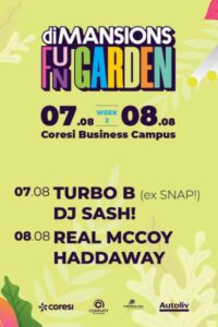 Real McCoy & Haddaway, Turbo B & DJ SASH!