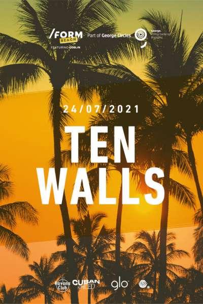 Poster eveniment Ten Walls