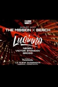 The Mission X Beach