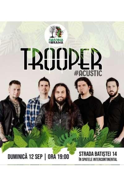 Poster eveniment Trooper