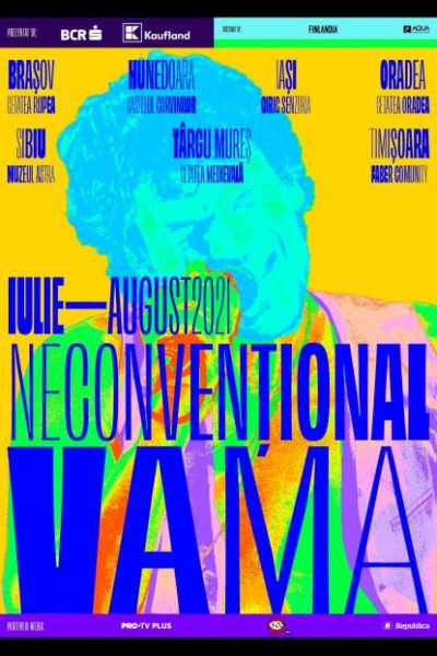 Poster eveniment Vama - Neconvențional