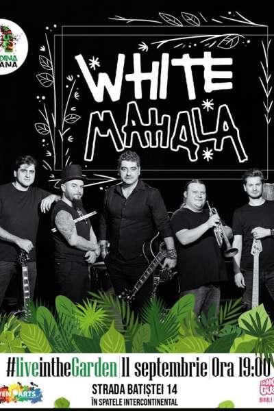 Poster eveniment White Mahala